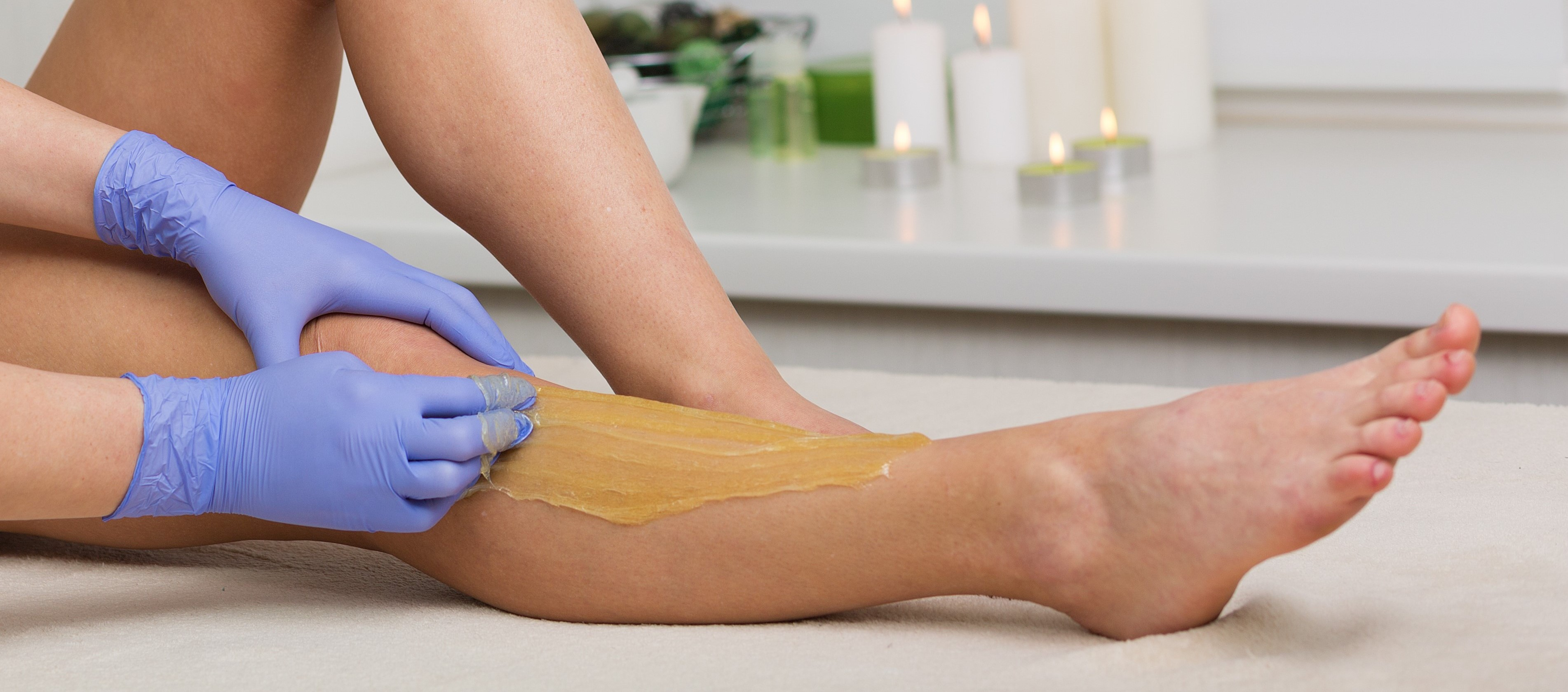 Body Sugaring Hair Removal offered at Spatique in Overland Park Kansas